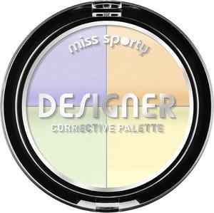 Miss Sporty, Designer Corrective Palette, paletka czterech korektorów, 7 g