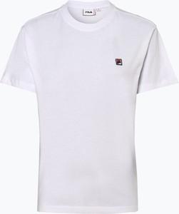 T-shirt Fila z okrągłym dekoltem z krótkim rękawem