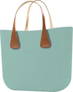 Torebka O Bag w wakacyjnym stylu do ręki