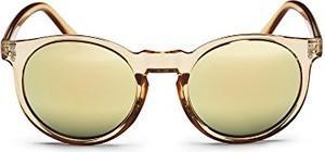 Złote okulary damskie amazon.de