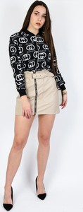Spódnica Olika mini w rockowym stylu