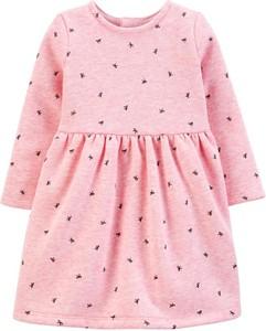 Sukienka dziewczęca Carter's z plaru