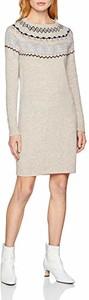 Sukienka amazon.de prosta w stylu casual z okrągłym dekoltem