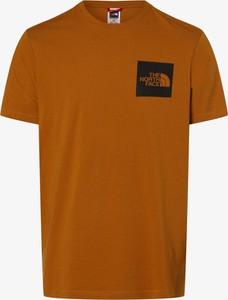 T-shirt The North Face z dżerseju w sportowym stylu