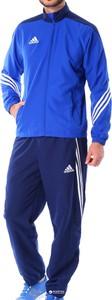 Niebieski dres Adidas Performance