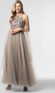 Sukienka Unique rozkloszowana bez rękawów