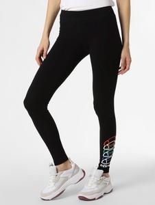 Czarne legginsy Ellesse w sportowym stylu