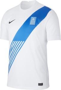 T-shirt Nike w sportowym stylu z krótkim rękawem