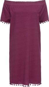 Sukienka bonprix John Baner JEANSWEAR z krótkim rękawem