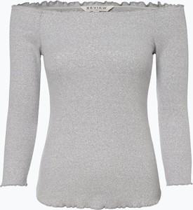 T-shirt Review z długim rękawem w stylu casual