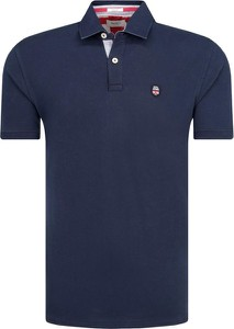 Niebieska koszulka polo Pepe Jeans