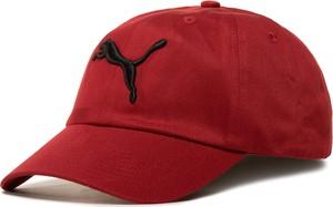 Czerwona czapka Puma
