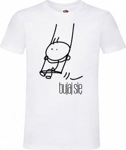 T-shirt Koszulker z bawełny z krótkim rękawem