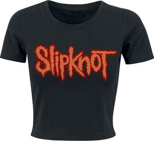 T-shirt Emp z bawełny z krótkim rękawem w młodzieżowym stylu