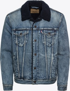 Kurtka Levis z jeansu