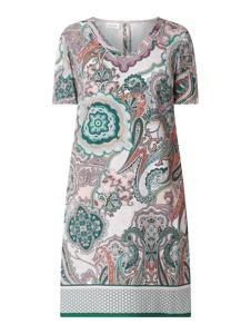 Sukienka Gerry Weber z dekoltem w kształcie litery v prosta mini