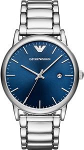 Zegarek EMPORIO ARMANI - Luigi AR11089 Silver/Silver