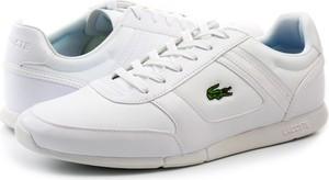 Buty sportowe Lacoste w młodzieżowym stylu