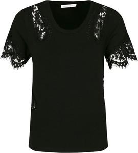 Bluzka Silvian Heach z okrągłym dekoltem