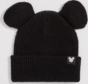 Czarna czapka Sinsay