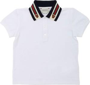Koszulka dziecięca Gucci dla chłopców z bawełny