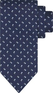 Krawat Boss z jedwabiu