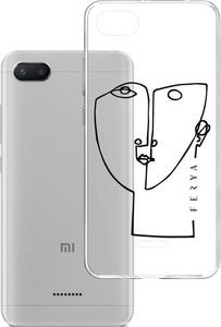 Etui amortyzujące uderzenia do Xiaomi Redmi 6A Global, z unikatową grafiką 3D ferya HER