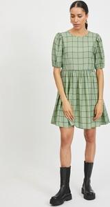 Sukienka Vila mini w stylu casual
