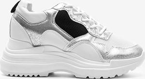 Buty sportowe Gemre.com.pl sznurowane ze skóry