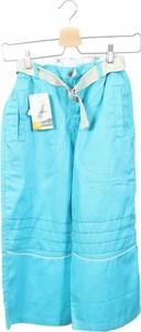 Niebieskie spodnie dziecięce Remixshop