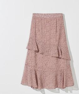 Spódnica Mohito z szyfonu