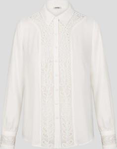 Koszula ORSAY z długim rękawem z tkaniny