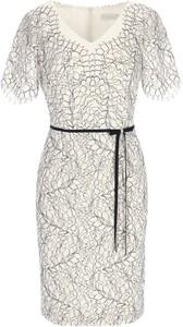 Sukienka POTIS & VERSO mini z krótkim rękawem