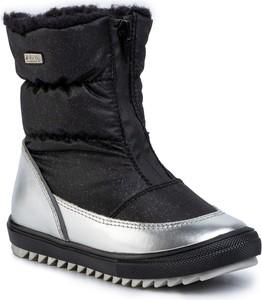 Buty dziecięce zimowe Bartek na zamek