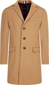 Płaszcz męski Tommy Tailored z wełny