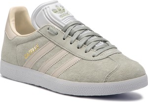 Trampki Adidas gazelle niskie z zamszu