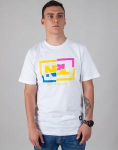 T-shirt New Bad Line w młodzieżowym stylu