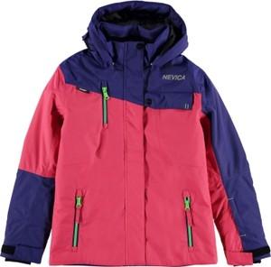 Różowa kurtka dziecięca Nevica