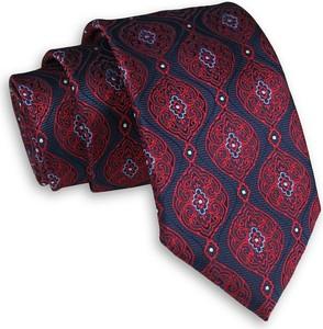 Czerwony krawat Alties