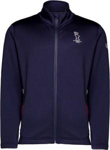 Granatowa bluza North Sails z tkaniny w sportowym stylu