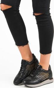 9029867e buty na koturnie rozmiar 32. Buty sportowe Czasnabuty z płaską podeszwą  sznurowane