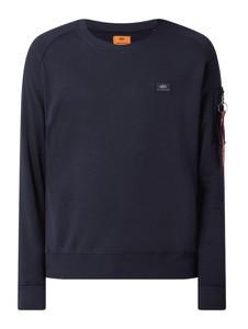 Bluza Alpha Industries w stylu casual z bawełny