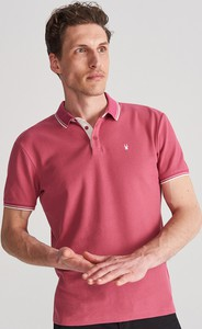 Koszulka polo Reserved z krótkim rękawem