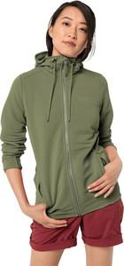 Zielona kurtka Autoryzowany Sklep Jack Wolfskin z plaru