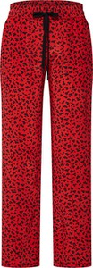Czerwone spodnie The Kooples