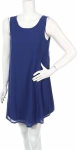 Sukienka Lm mini bez rękawów