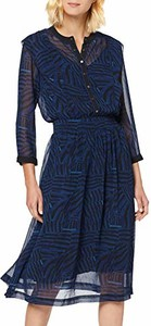Sukienka amazon.de z długim rękawem prosta