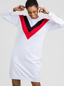 Sukienka Factory Price z dresówki w stylu casual