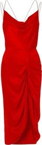 Czerwona bluzka AGGI