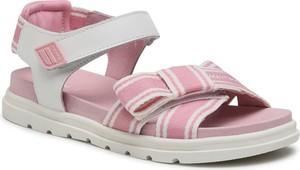 Buty dziecięce letnie Mayoral na rzepy dla dziewczynek